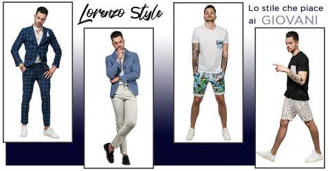 Lorenzo Style, lo stile che piace ai giovani - Commercity Blog