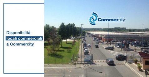 Disponibilità locali commerciali a Commercity - Commercity Blog