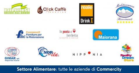 Settore Alimentare, tutte le aziende di Commercity - Commercity Blog