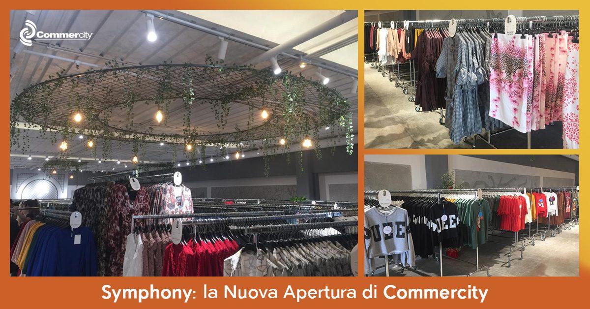 Symphony, la Nuova Apertura di Commercity - Commercity Blog
