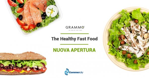 Grammo, The Healthy Fast-Food - Commercity Blog