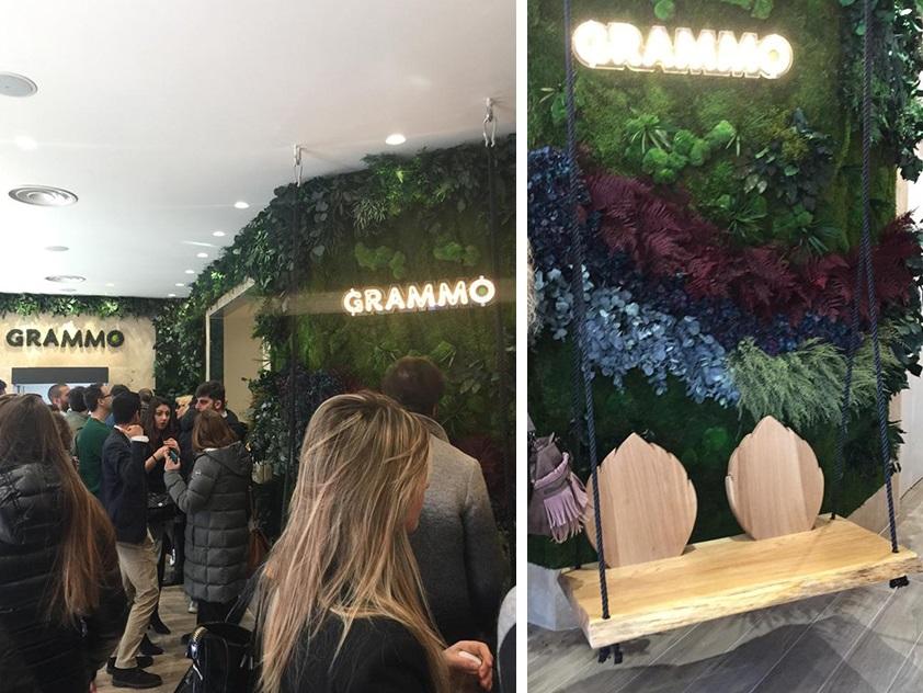 Inaugurazione Grammo - Commercity 6