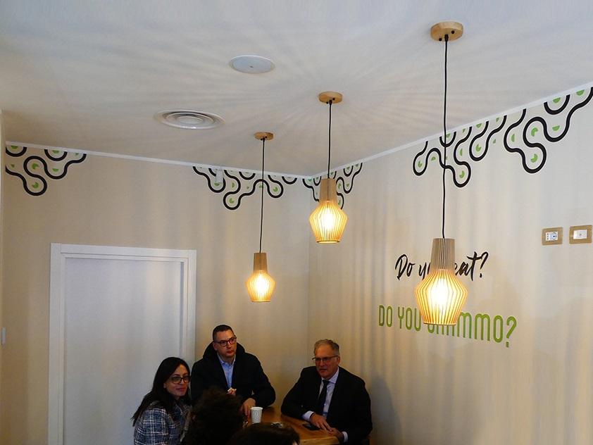 Inaugurazione Grammo - Commercity 9