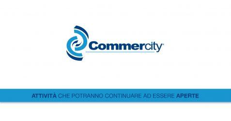 Attività che potranno continuare ad essere aperte - Commercity Blog