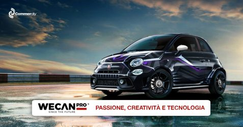 We Can Pro, Passione, Creatività e Tecnologia - Commercity Blog