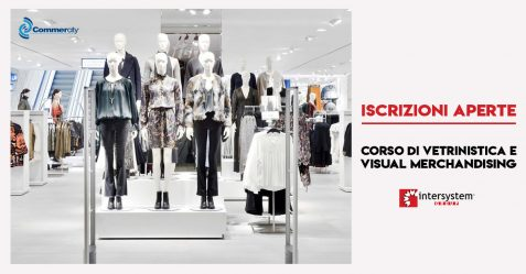 Corso di Visual Merchandising e Vetrinistica di Intersystem Group - Commercity Blog