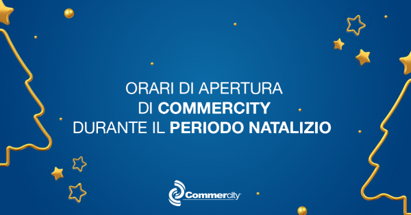 Orari Periodo Natalizio - Commercity Blog