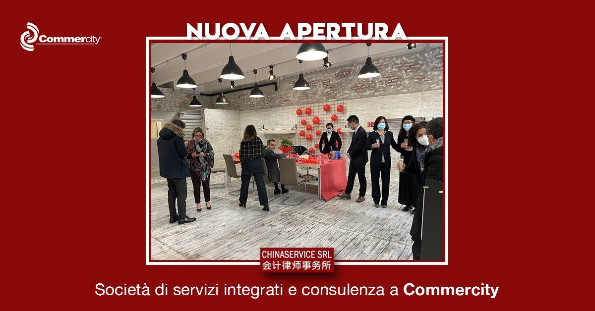 CHINASERVICE, Società di servizi integrati e consulenza a Commercity - Commercity Blog