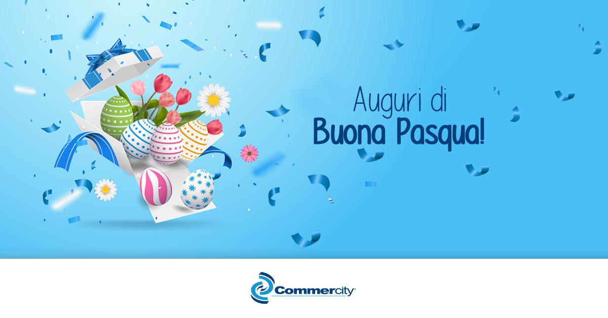 Buona Pasqua 2021 - Commercity Blog